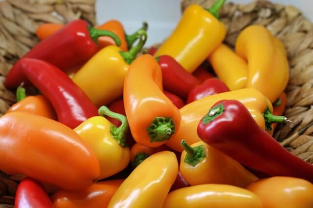 Grow Bell Peppers From Scraps And Seeds